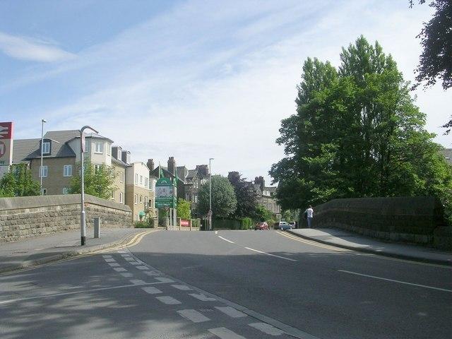 Bridge ILK 1/15 - Oxford Road