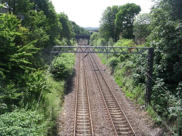 View from Bridge ILK 1/15 - Oxford Road
