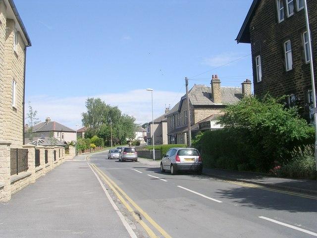 Oxford Avenue - Oxford Road