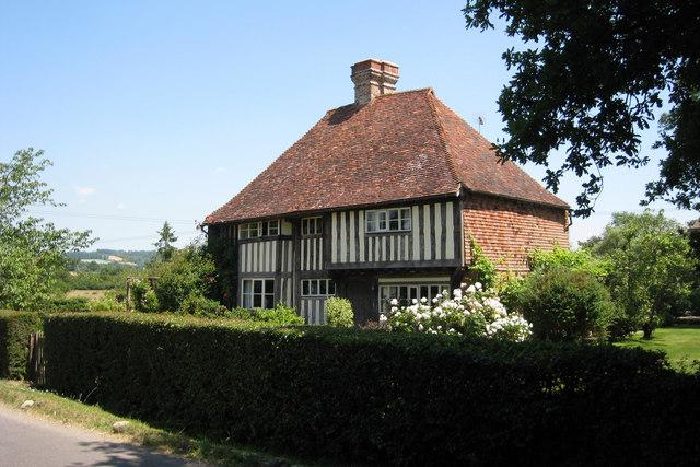 Luckhurst, East Sutton Road, East Sutton, Kent