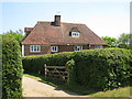 TQ8348 : Divers Farmhouse, East Sutton Road, East Sutton by Oast House Archive