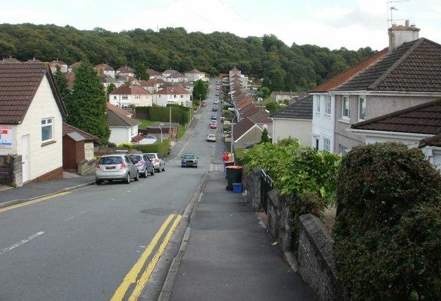 Graig Park Road, Newport