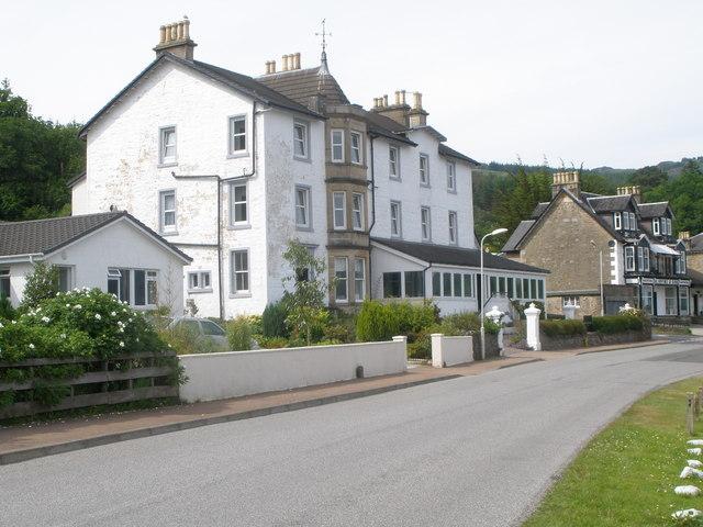 An Lochan Hotel Tignabruaich
