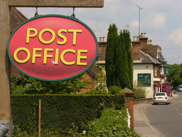 Post Office, Albury Street