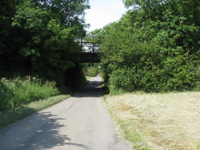 Bridge over Ings Lane