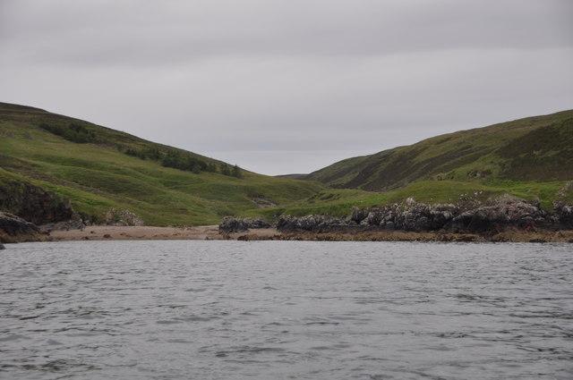 Port Bun a' Ghlinne