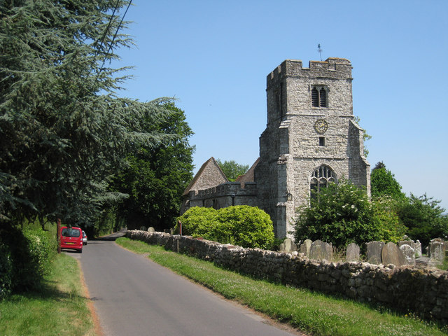 Church of St Peter and St Paul, East Sutton