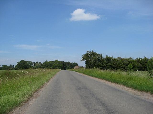 Approaching Fulstow