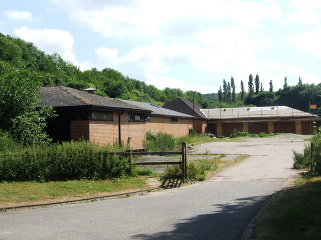 Former stables, Capstone Country Park