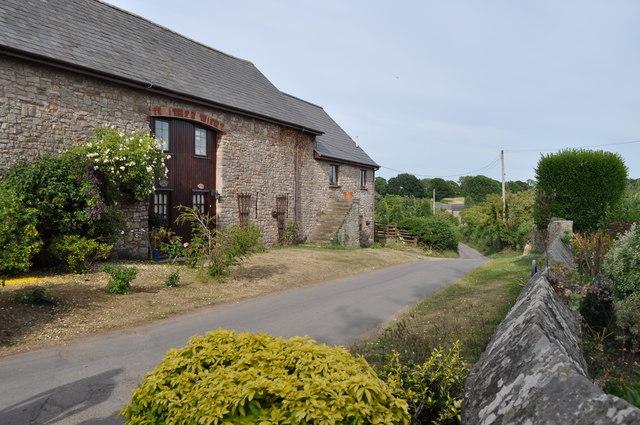 The Old Barn, Sedbury Lane