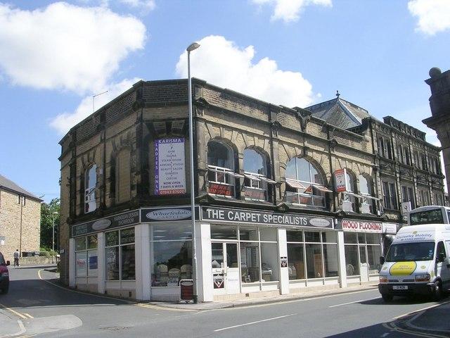 Wharfedale Carpets - Oxford Street