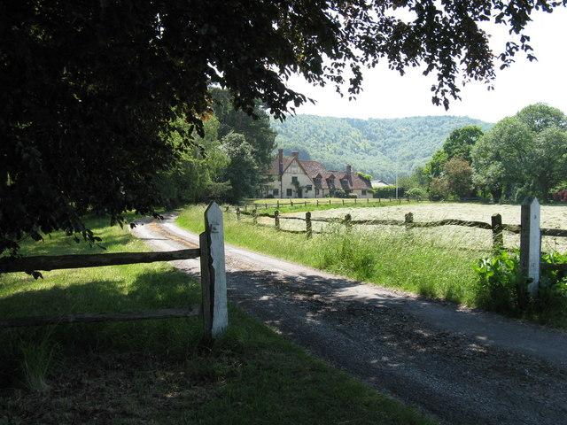 Hayland Farm near Graffham
