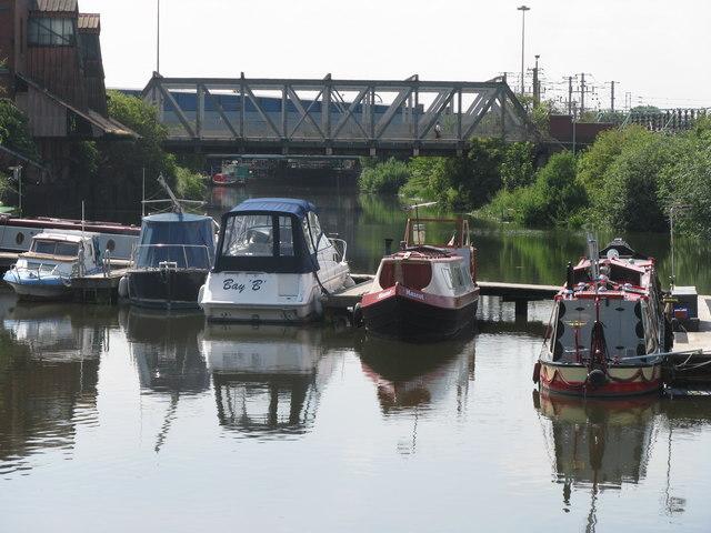 Waterside Canal basin