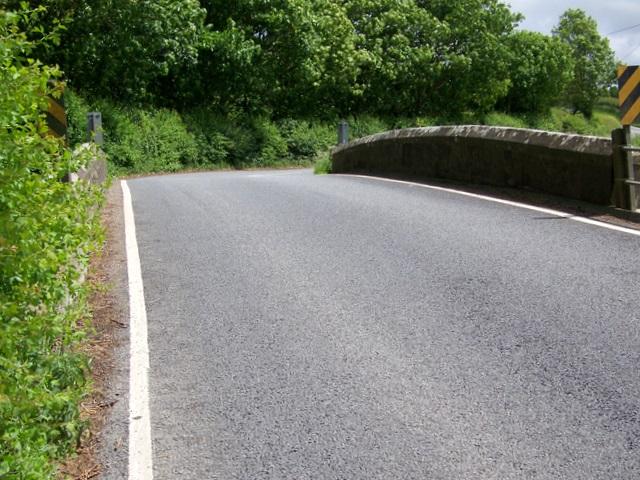 Bridge over River Allen