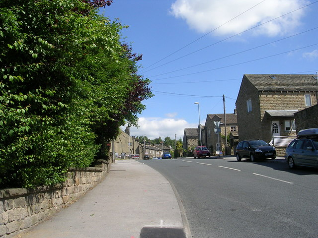 Town Street - viewed from Queensway