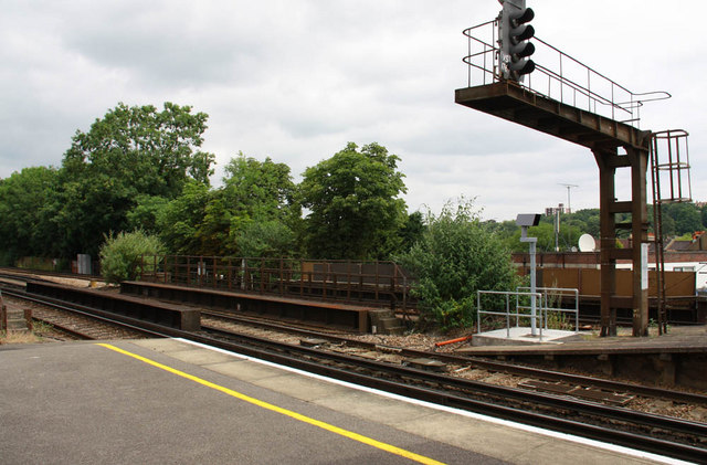 Shortlands Railway Station