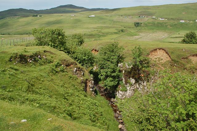 Gorge of the Allt Dearg