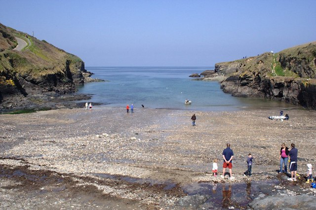 Port Gaverne Harbour