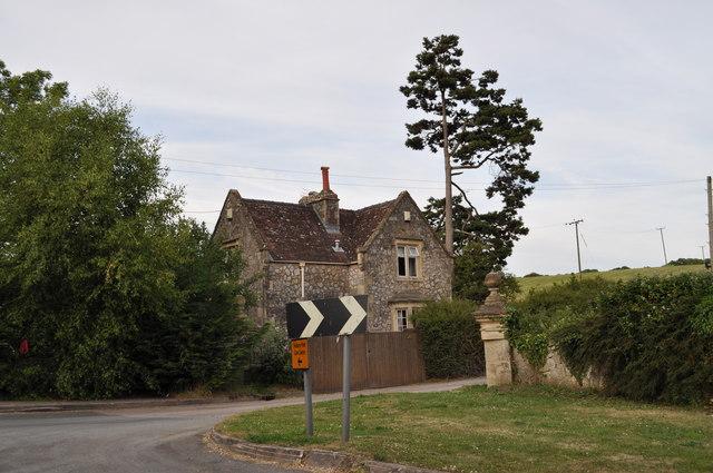 Gatehouse to Sedbury Park Estate