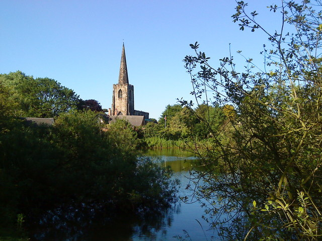 Attenborough church