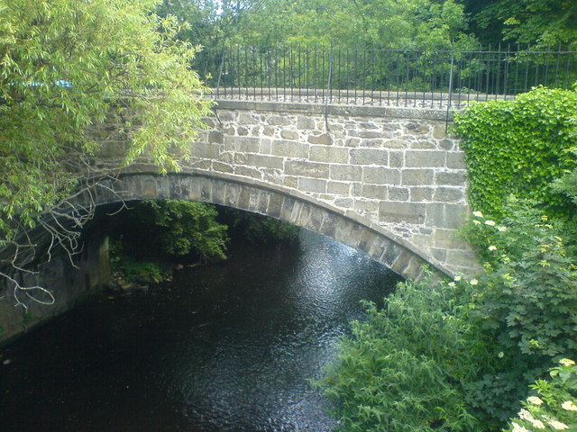 Bridge over Water of Leith