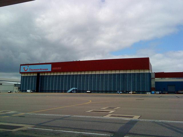 Thomson Airways at Luton Airport