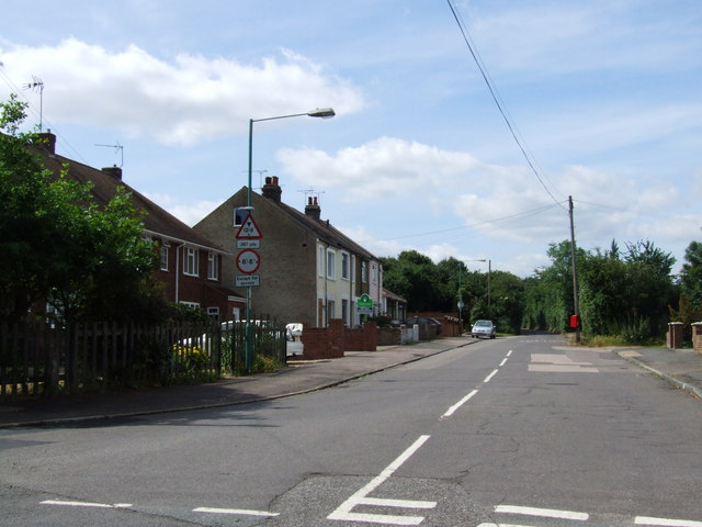 Eastcourt Lane, Ladd's Corner