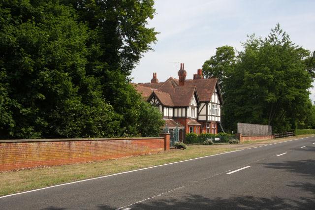 Lodge to Egerton Stud