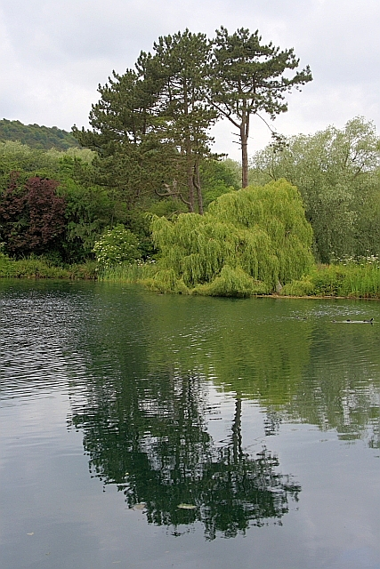 Island in The Mere