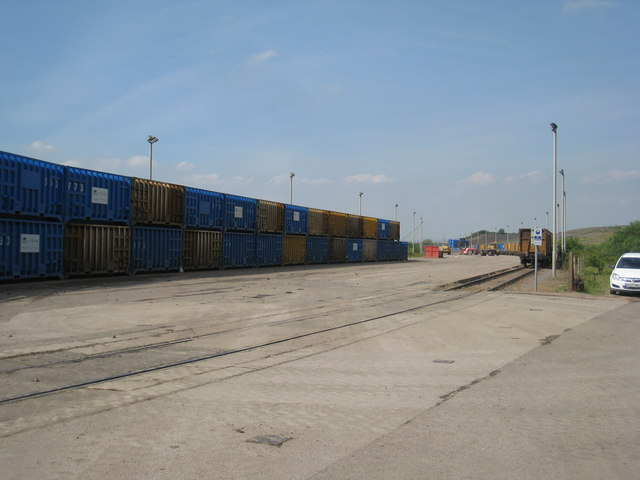 Roxby Container Terminal