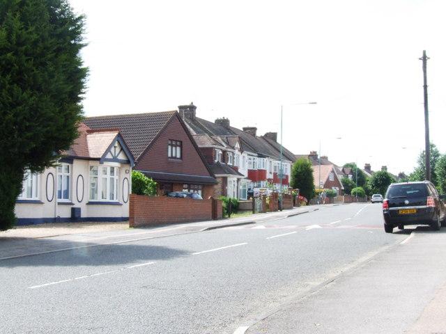 Twydall Lane, Twydall