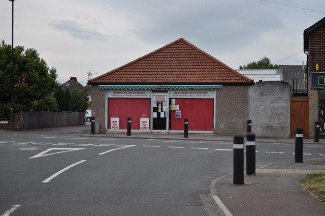 Sedbury Butcher's shop, Beachley Road