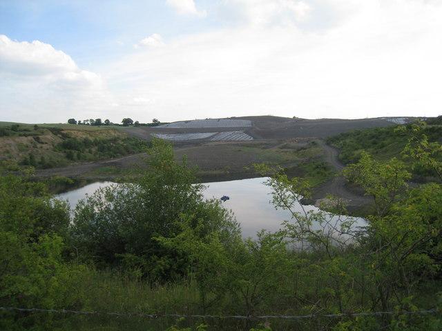 Roxby landfill site