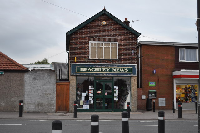 Beachley Newsagent