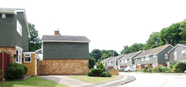 Dixwell Close, Park Wood