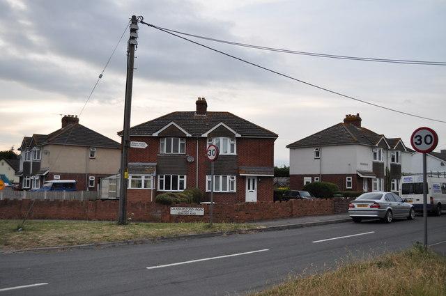 Grahamstown Road, Sedbury