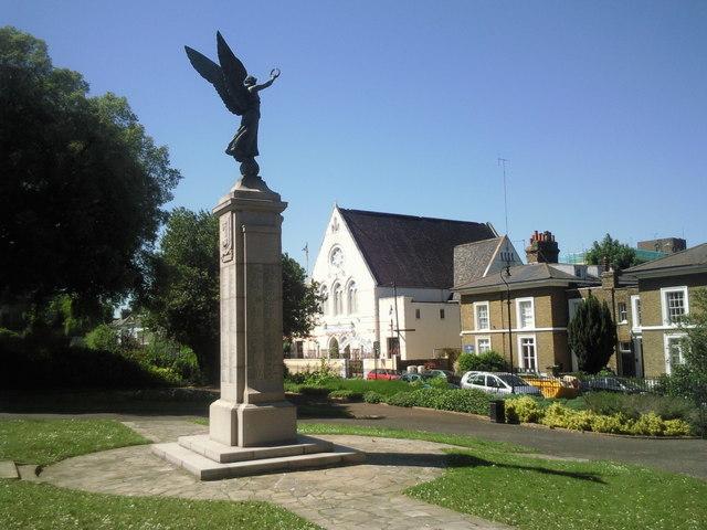 War Memorial near Windmill Hill