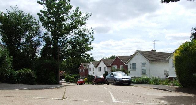 Idenwood Close, Park Wood