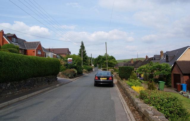 Burnedge Lane, Grasscroft