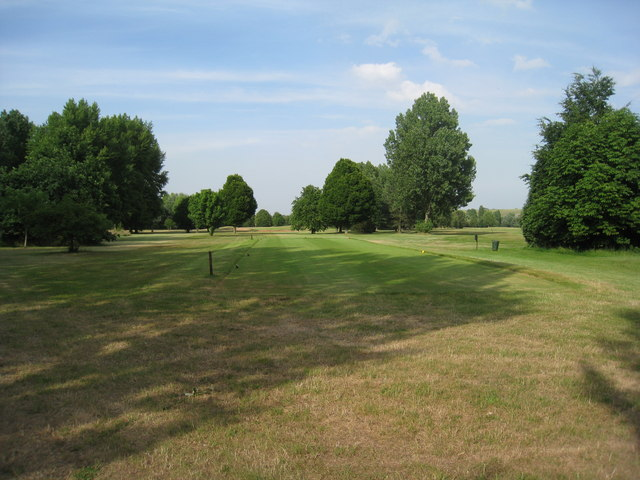 Golf course, Normanby Park