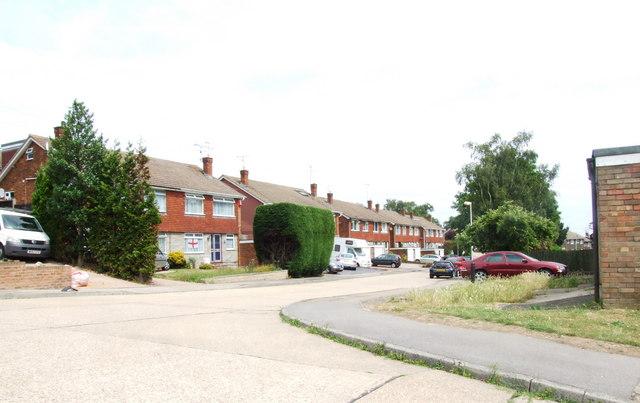 Chesham Drive, Park Wood