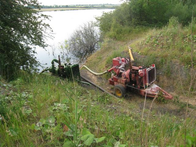 Irrigation pumps