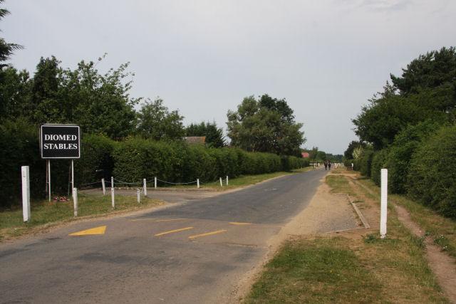 Hamilton Road, Newmarket