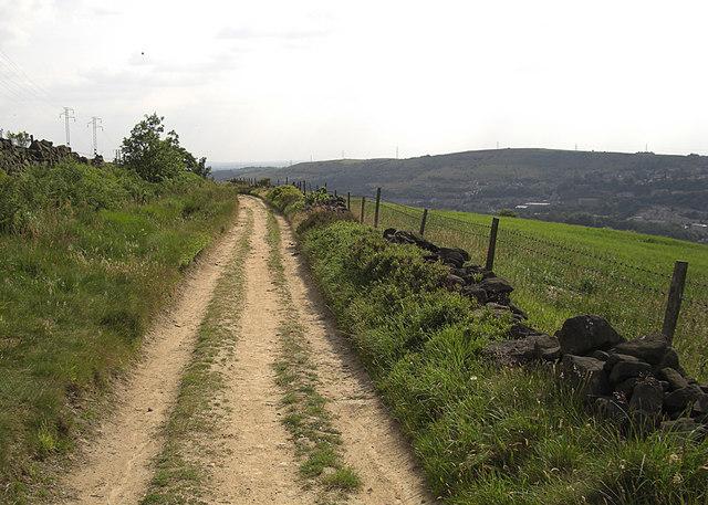 Pennine Bridleway, Noonsun Hill