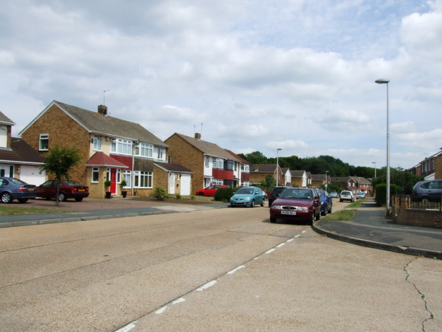 Ballens Road, Lords Wood