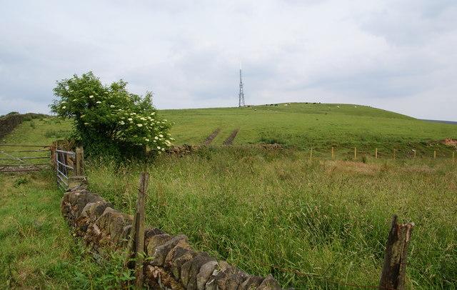 Wharmton from near Springhead Farm