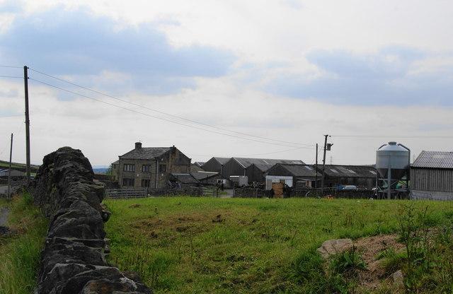 Burnedge Bent Farm