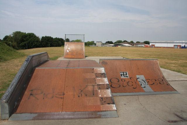 Newmarket skatepark