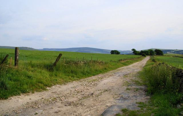 Harrop Edge Lane