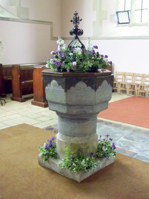 Font, All Saints Church